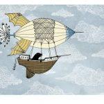 Steampunk Drawings from Sloe Gin Fizz