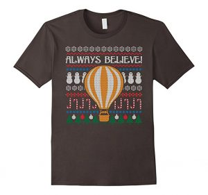 Steampunk Ugly Christmas Sweaters and T-Shirts