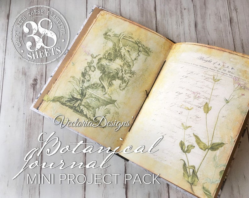 Steampunk Printable Bundles for Mother's Day