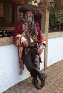 Incredible Custom-Made Pirate Costumes from Jodi's Costumes