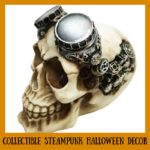 Collectible Steampunk Halloween Decor