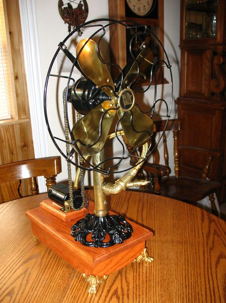DIY Steampunk Fan