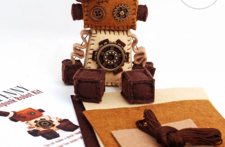 DIY Steampunk Craft Kits to Make at Home – Crafting Gift Guide