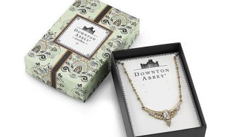 Downton Abbey Jewelry Collection from 1928
