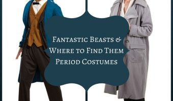 Fantastic Beasts & Where to Find Them Period Costumes