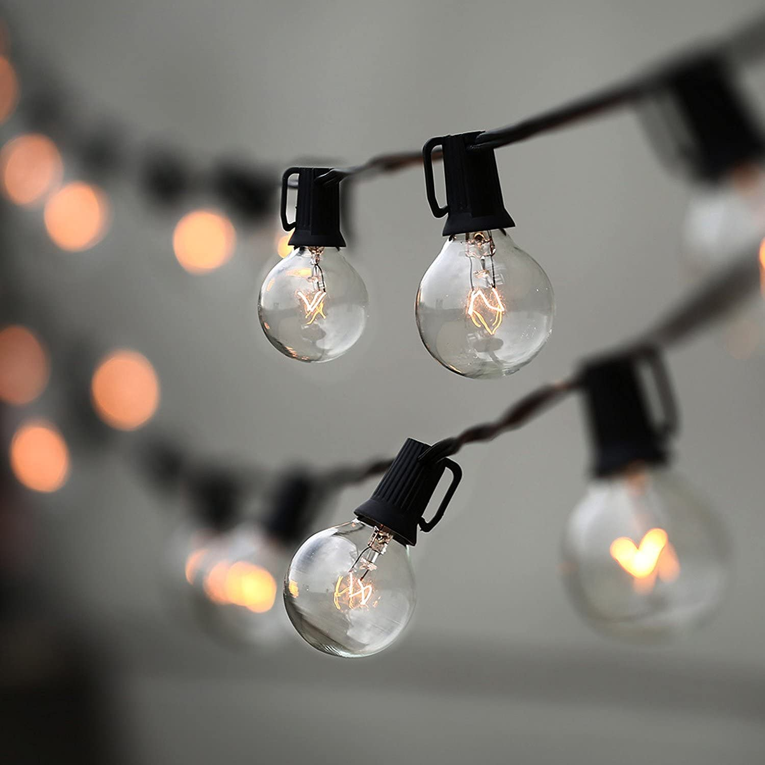 Industrial Steampunk String Lights