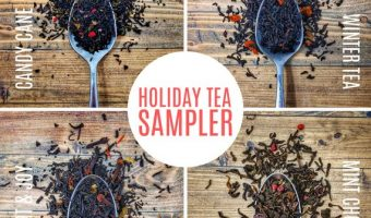 Handmade Organic Teas for Your Victorian Tea Party