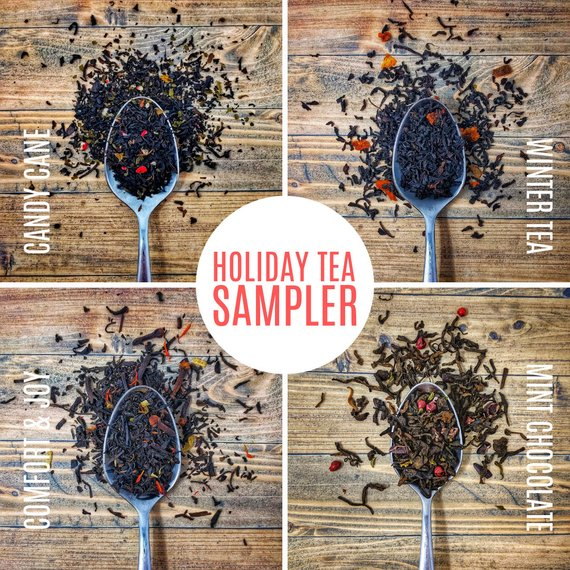 Artisan Organic Teas for Your Steampunk Victorian Tea Party