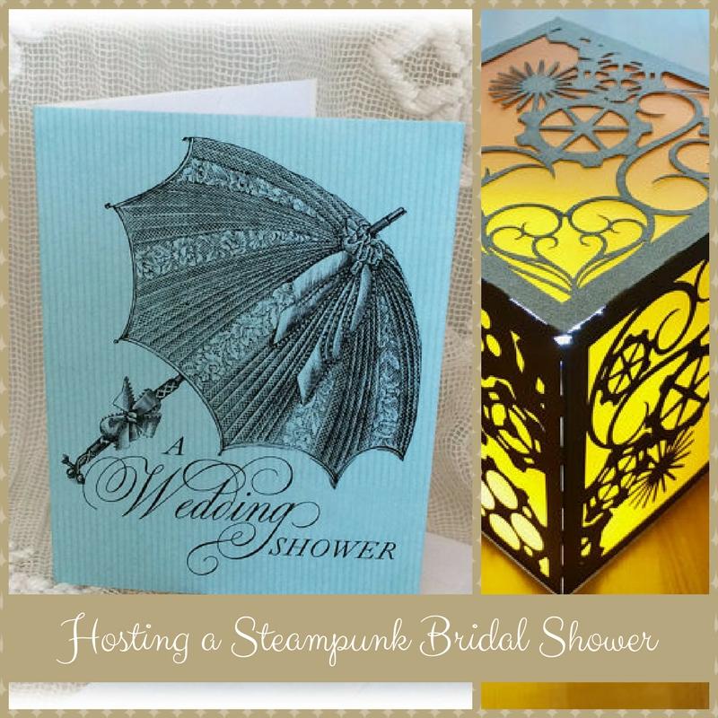 Hosting a Steampunk Bridal Shower