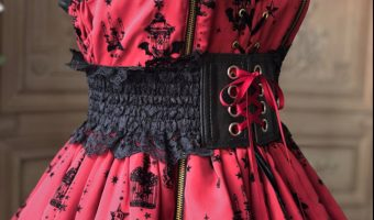Elastic Corset Belts for Your Steampunk Costume