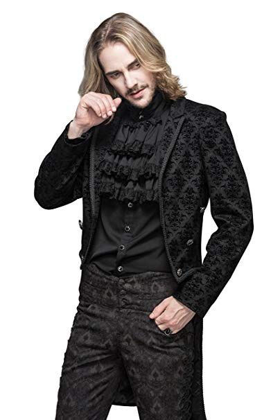 Gothic Steampunk Clothing from Haolin