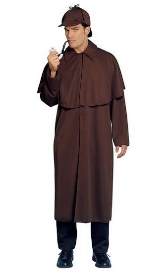 Men's Sherlock Costume
