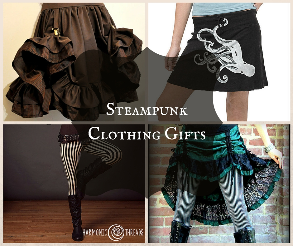 Steampunk Clothing Gifts