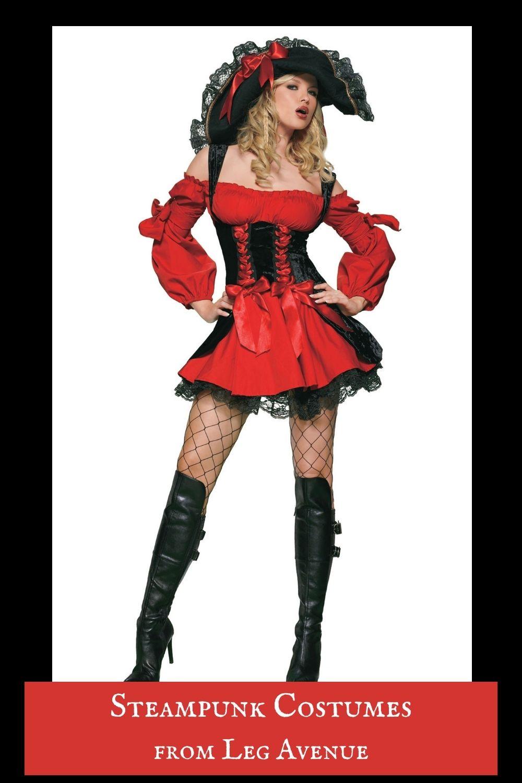Halloween Steampunk Costumes from Leg Avenue
