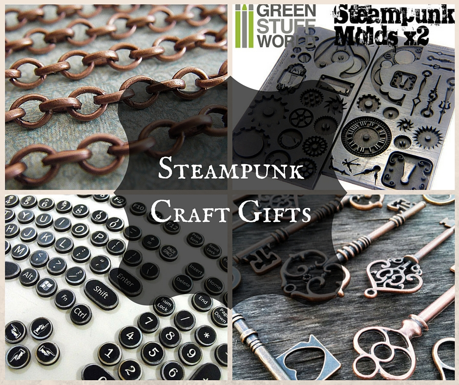 Steampunk Craft Gifts