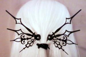 Steampunk Hair Pick Whimsy
