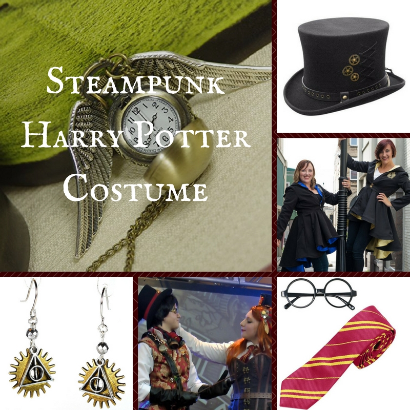 Steampunk Harry Potter Costume