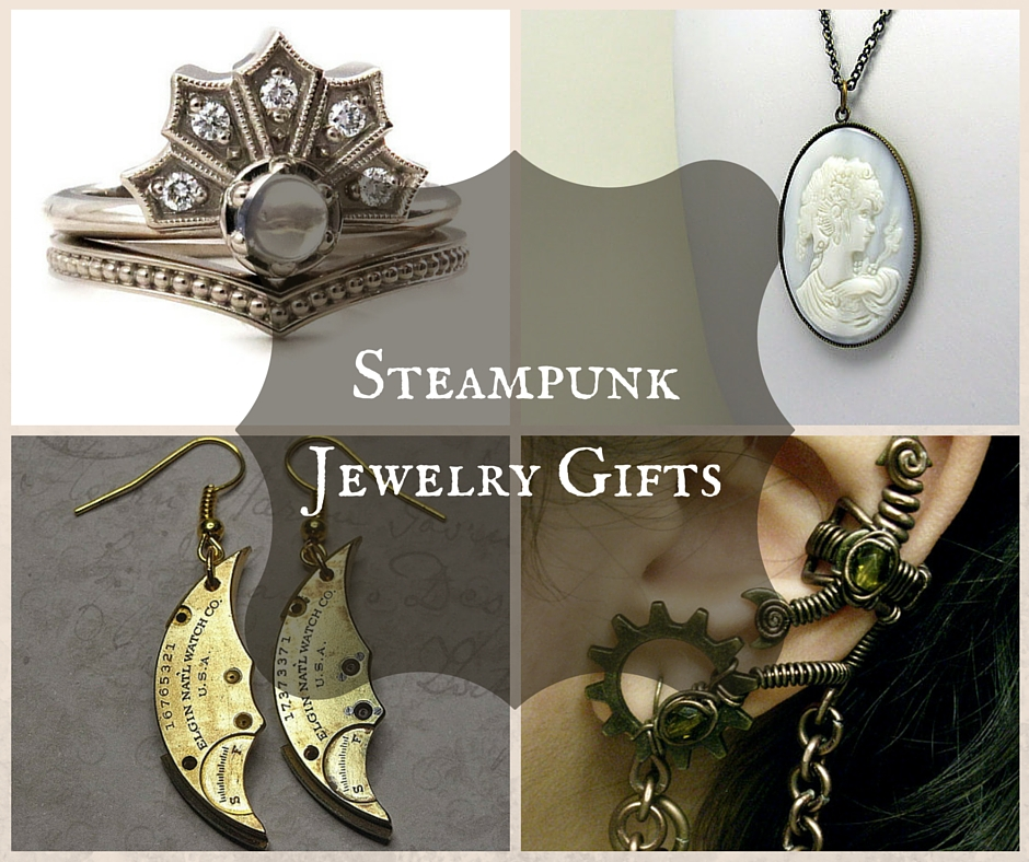 Steampunk Jewelry Gifts