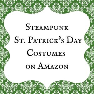 Steampunk Saint Patricks Day Costumes on Amazon