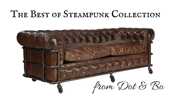 The Best of Steampunk Collection