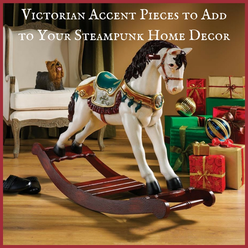 Victorian Accent Pieces To Add Your Steampunk Home Decor