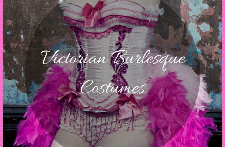 Victorian Burlesque Costumes for Women