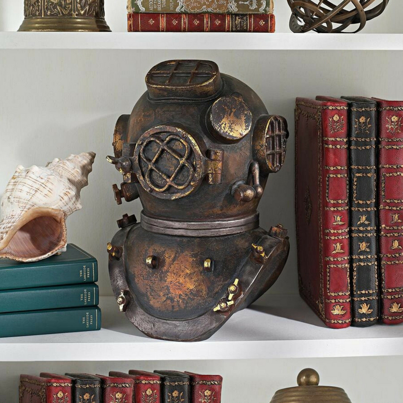 Victorian Nautical Steampunk Decor from Design Toscano