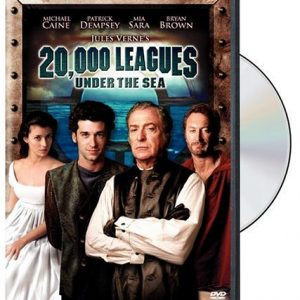 Steampunk Movies: 20,000 Leagues Under the Sea