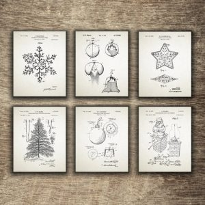 Steampunk Christmas Printables for Last-Minute Decorations