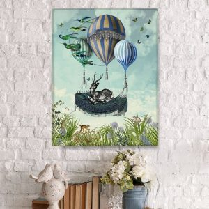 Hot Air Balloon Decor and Gifts