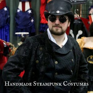 Handmade Steampunk Costumes & Accessories