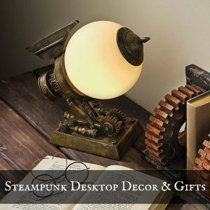 Steampunk Desktop Decor and Gifts