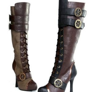 Steampunk Boots for Men and Women