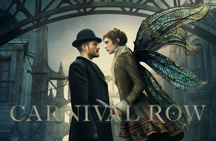 Amazon's Carnival Row Victorian Steampunk Costumes