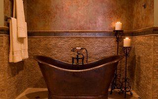 Cool Steampunk Home Bathroom Design Ideas from Houzz
