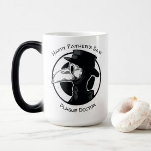 Plague Doctor Merch on Amazon and Zazzle