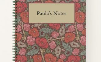 Personalized Victorian Steampunk Notebooks & Journals