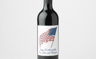 Vintage Old-Fashioned Patriotic July 4th Apparel and Gifts